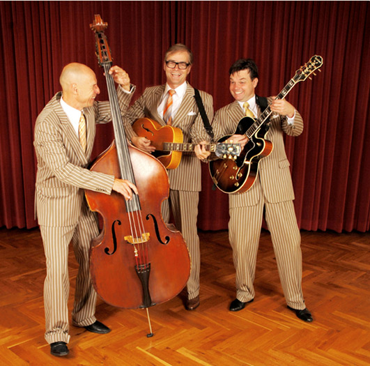 metropolitan swing quartett band